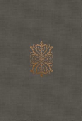 Image for ESV Large Print Compact Bible (Cloth over Board, Royal Imprint)