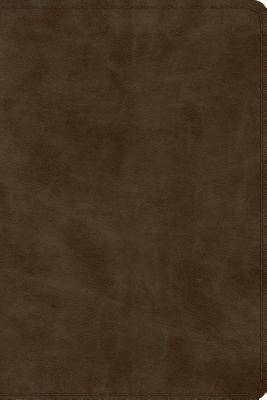 "Image for ""ESV Study Bible Personal Size, TruTone Olive"""