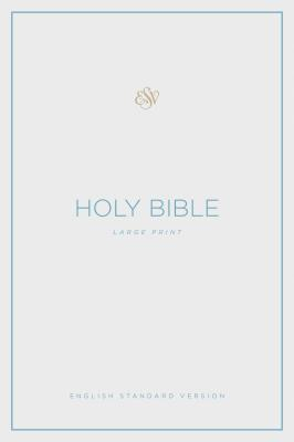 Image for ESV Large Print Bible
