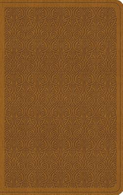 Image for ESV Value Thinline Bible (Goldenrod/Vine Design)