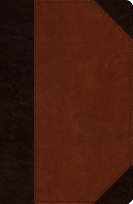 Image for ESV Verse-by-Verse Reference Bible (TruTone, Brown/Cordovan, Portfolio Design)
