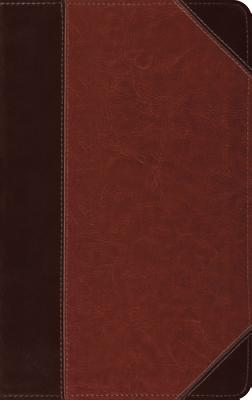 Image for ESV Thinline Reference Bible (TruTone, Brown/Cordovan, Portfolio Design)