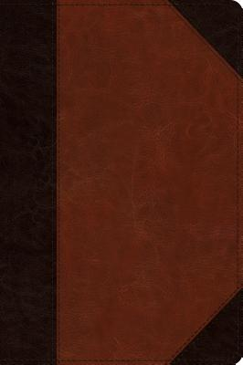 Image for ESV Journaling New Testament, Inductive Edition (TruTone, Brown/Cordovan, Portfolio Design)