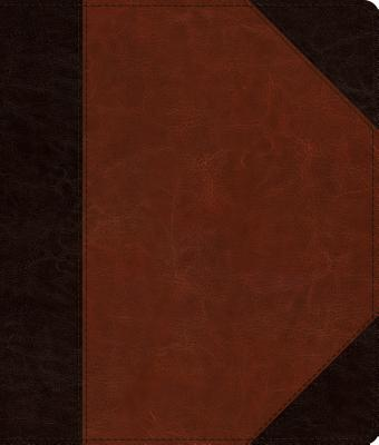 Image for ESV Journaling Bible, Brown/cordovan, Trutone, Portfolio Design
