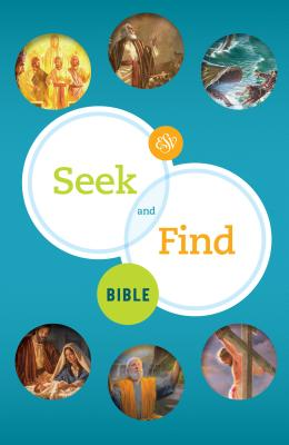Image for ESV Seek and Find Bible