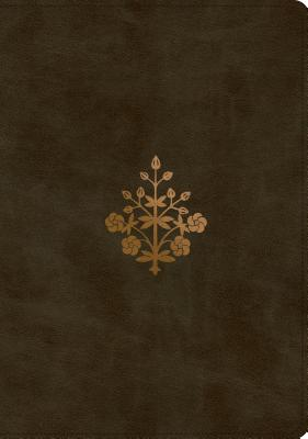 Image for ESV Study Bible (TruTone, Olive, Branch Design)