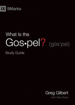Image for What Is the Gospel? Study Guide (9Marks)