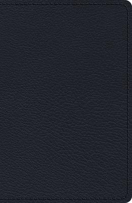 Image for ESV Heirloom Single Column Legacy Bible (Goatskin, Blue)