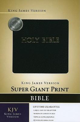 Super Giant Print Bible-KJV