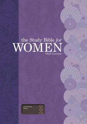 Image for Study Bible for Women NKJV Edition Cocoa Genuine Leather