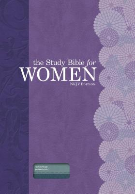 Image for The Study Bible for Women: NKJV Edition, Teal/Sage LeatherTouch