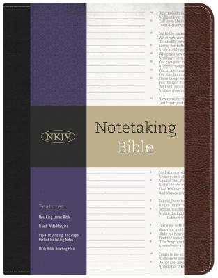 Image for NKJV Notetaking Bible