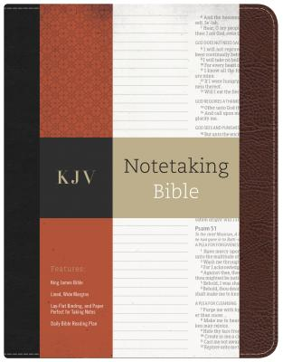 Image for KJV Notetaking Bible