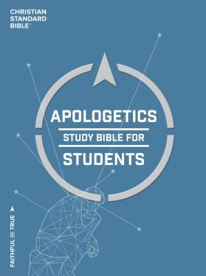 """Image for """"CSB Apologetics Study Bible for Students, Softcover"""""""
