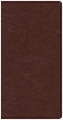 """Image for """"CSB Share Jesus Without Fear New Testament, Brown Leathertouch"""""""