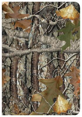 "Image for ""CSB Sportsman's Bible: Large Print Compact Edition, Mothwing Camouflage Leathertouch"""