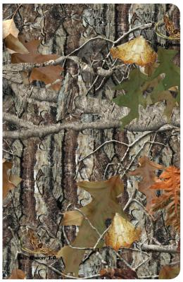 Image for CSB Sportsman's Bible: Large Print Personal Size Edition, Mothwing Camouflage LeatherTouch
