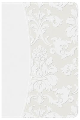 Image for CSB Bride's Bible, White LeatherTouch