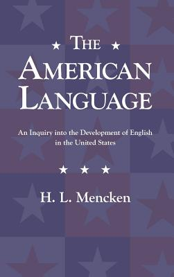 Image for American Language