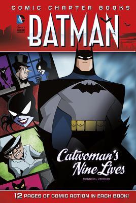 Image for Catwoman's Nine Lives (Batman: Comic Chapter Books)