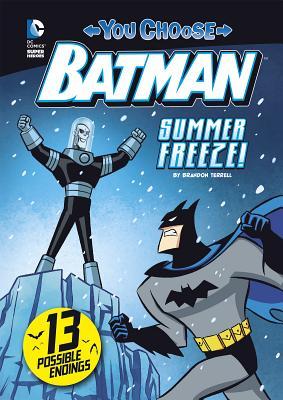 Image for Summer Freeze! (You Choose Stories: Batman)