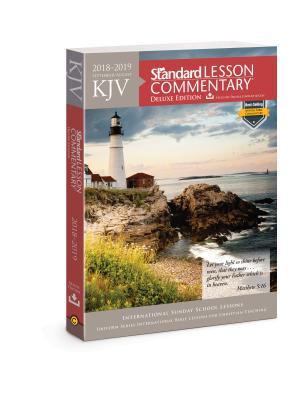 Image for KJV Standard Lesson Commentary ?é?« Deluxe Edition 2018-2019