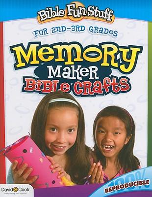 Memory Maker Bible Crafts (Bible Fun Stuff for 2nd-3rd Grades)