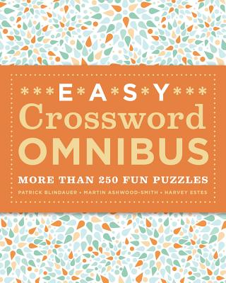 Image for Easy Crossword Omnibus: More than 250 Fun Puzzles
