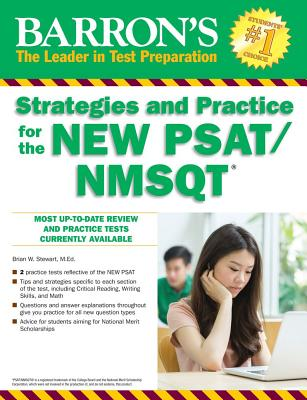 Barron's Strategies and Practice for the New PSAT, Brian Stewart