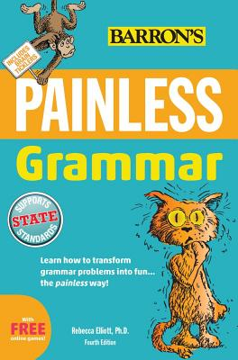 Image for Painless Grammar (Barron's Painless)
