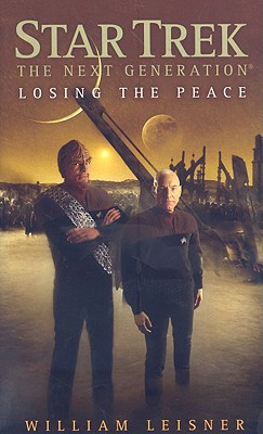 Image for Star Trek: TNG: Losing the Peace (Star Trek, the Next Generation)