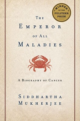 Image for Emperor of All Maladies:  a biography of Cancer  **SIGNED + Photo**