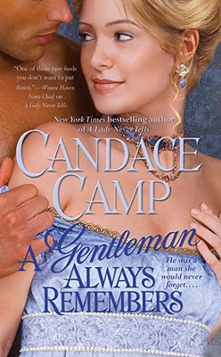 A Gentleman Always Remembers, Candace Camp