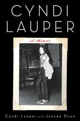 Image for Cyndi Lauper A Memoir