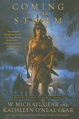 Image for Coming of the Storm (Contact the Battle for America, Book 1)