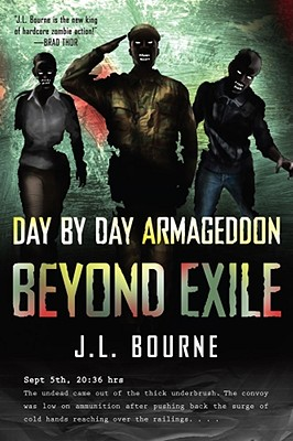 Image for Beyond Exile: Day By Day Armageddon