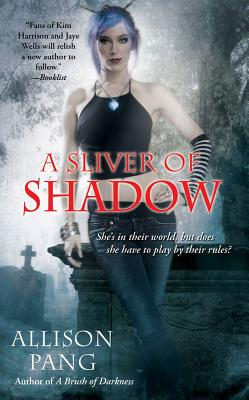 Image for A Sliver of Shadow (Abby Sinclair, No. 2)