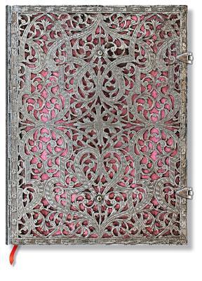 Image for Silver Filgree Blush Pink (Paperblanks)