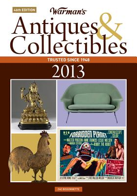 Image for Warman's Antiques & Collectibles 2013 Price Guide (Warman's Antiques and Collectibles Price Guide)