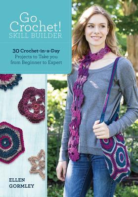 "F&W Media Krause Scrapbooks, ""Go Crochet!"" Skill Builder, Gormley, Ellen"