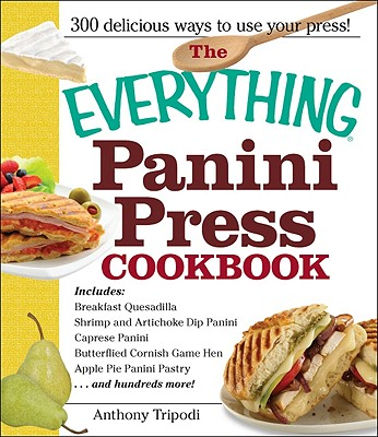 Image for EVERYTHING PANINI PRESS COOKBOOK