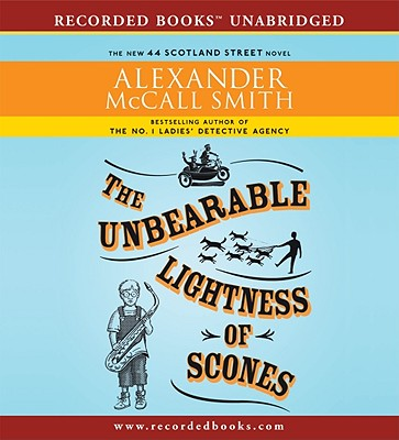 Image for The Unbearable Lightness of Scones (44 Scotland Street #5) (CD Audiobook)
