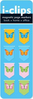 Image for Butterflies i-Clips Magnetic Bookmarks