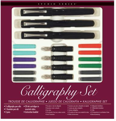 Image for STUDIO SERIES CALLIGRAPHY PEN SET