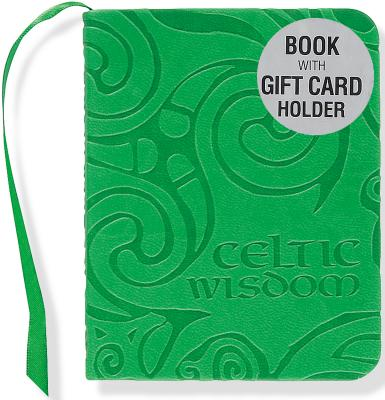 Celtic Wisdom (mini book), Gandolfi, Claudine