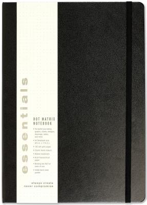 Image for ESSENTIALS DOT MATRIX NOTEBOOK, Extra Large, A4