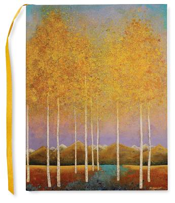 Image for Moonlit Aspens Journal (Diary, Notebook)