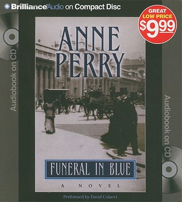 Funeral in Blue (William Monk Series), Anne Perry