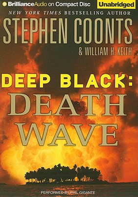 Image for Deep Black: Death Wave (NSA Series)