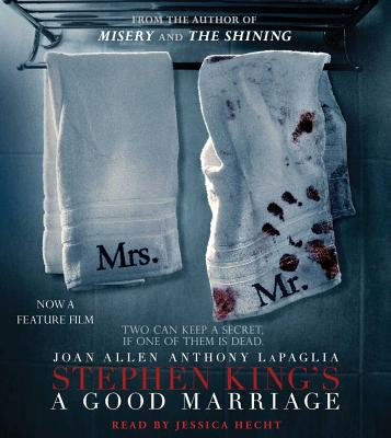 Image for GOOD MARRIAGE, A (AUDIO)